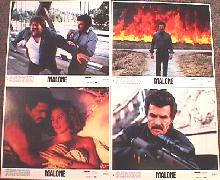MALONE original issue 8x10 lobby card set