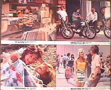 MAKING IT original issue 8x10 lobby card set
