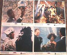 LEONARD PART 6 original issue 8x10 lobby card set