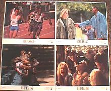HIGHER LEARNING original issue 8x10 lobby card set