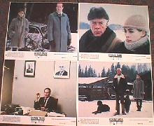 GORKY PARK  original issue 8x10 lobby card set