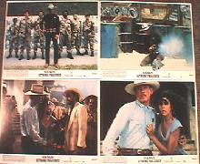 EXTREME PREJUDICE original issue  8x10 lobby card set