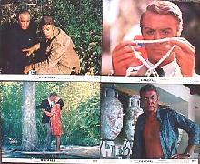 DEADFALL original issue 8x10 lobby card set