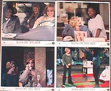 BOYS ON THE SIDE original issue 8x10 lobby card set