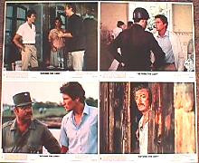 BEYOND THE LIMIT original issue 8x10 lobby card set