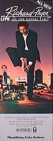 RICHARD PRYOR:LIVE ON SUNSET STRIP 14x36 poster