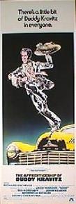 APPRENTICESHIP OF DUDDY KRAVITZ original issue 14x36 movie poster