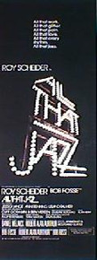 ALL THAT JAZZ  original issue 14X36 movie poster