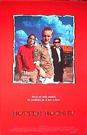 BOTTLE ROCKET rare ROLLED 1-sheet poster