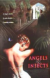 ANGELS & INSECTS original issue rolled 1-sheet movie poster