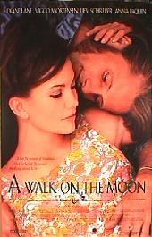 A WALK ON THE MOON original issue rolled 1-sheet movie poster