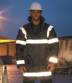 Result Work-Guard Reflective Management Coat (RS23)
