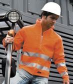 Result Work-Guard Hi-Vis Soft Shell Jacket (RS117)