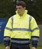 Dickies Hi-Vis Two-Tone Pilot Jacket (WD033)