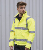Portwest Hi-Vis Bomber Jacket (PW001)