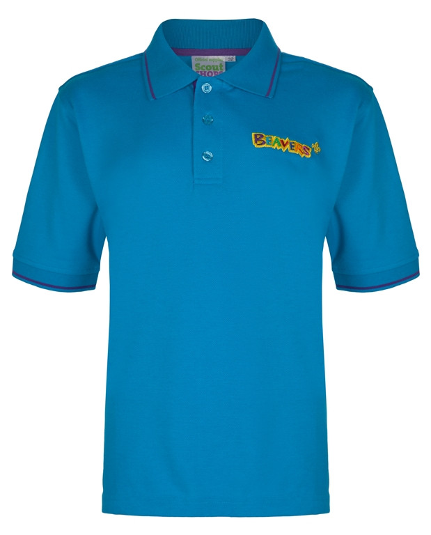 307879374 The Official Beavers Polo Shirt