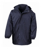 St Phils Result Navy Coat