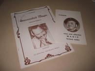 Klingsor, Claude - 2 booklets