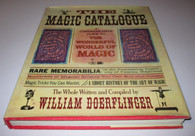 Doerflinger, WIlliam - The Magic Catalogue (Hardcover)