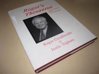 Crosthwaite,Roger/Higham,Justin-Roger's Thesaurus