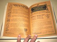 Goldston, Will - Goldston's Magic Quarterly Vol. 5 & 6 (Hard Bound Issues-Used)