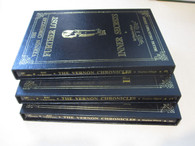 Minch, Stephen - 3 VOLUMES - The Vernon Chronicles - COLLECTOR'S EDITION (USED)