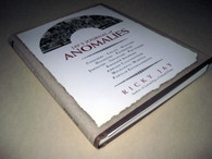 Jay, Ricky - Jay's Journal of Anomalies (Used, hardcover, like-new, OOP)