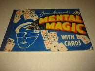 Hugard, Jean - Mental Magic with Cards (1935)