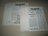 The Talisman - 75 Issues - Complete File (Original Issues)