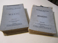 Tarbell, Harlan - Tarbell System - Magic