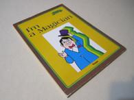"""Tenyo - I'm  a Magician (""""Blow"""" or """"Flip"""" book) 1972"""