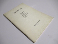 Grant, U.F. - Secrets: Malini, Leipsig, Vernon, Jarrow, Etc.