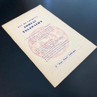 DeCourcy, Ken - Zodiac Telepathy (London, 1951)