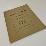 Warlock, Peter - Patterns for Psychics (1958, 2nd Edition)