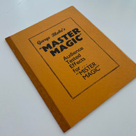 """Blake, George - Master Magic - Audience Tested Effects for """"Mister Magic"""""""
