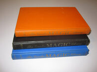 Hilliard, John N., Greater Magic Library, Vols.3, 4, 5