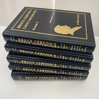Cervon, Bruce - The Castle Notebooks -  Volumes 1 - 5