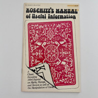 Koschitz - Koschitz's Manual of Useful Information (OOP)
