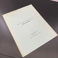 Aronson, Simon & Solomon, David - Card Workshop (1986)