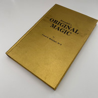Blaisdell, M. D., Frank E - Original Magic