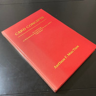 MacTier, Arthur F. - Card Concepts  (TDC)