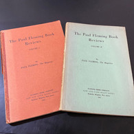 Fleming, Paul - The Paul Fleming Book Reviews (Vols. 1 & 2) 1944 & 1946 (TDC)