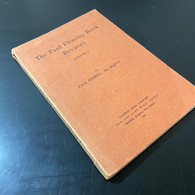 Fleming, Paul - The Paul Fleming Book Review (Vol. 1) 1944 (TDC)