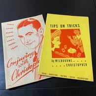 Christopher, Milbourne - 2 Volumes (TDC)