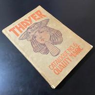 Thayer - Thayer's Quality Magic Catalog No. 6 (1925, TDC)