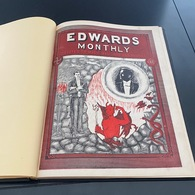 Edwards, W. G. - Edward's Magic Monthly (1909)-TDC