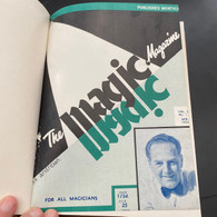 Andrews, Max - Magic Magazine (1954-1955) TDC