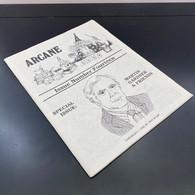 Busby, Jeff - Arcane: Issue #14: Martin Gardner & Friends
