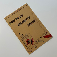 Compilation - How to Do Cigarettes (1st Edition, 1957)