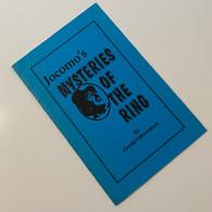 Edmundson, Gerald - Jocomo's Mysteries of the Ring (1st Edition)